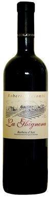 Barbera d'Asti Doc La Ghignona 2003 di Tenuta Scarpa Colombi