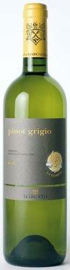Pinot grigio Igt Veneto Pinot grigio di Marcato