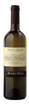 Trentino Pinot grigio Doc 2006 Azienda agricola Maso Poli di Maso Poli