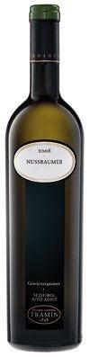 Alto Adige Gewürztraminer Doc Nussbaumer 2006 di Cantina Tramin