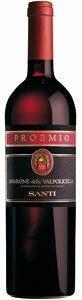 Amarone della Valpolicella Doc Proemio 2005 di Santi