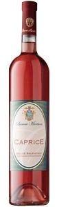 Salice salentino Doc rosato Caprice 2008 di La vigna dei Baroni Martucci