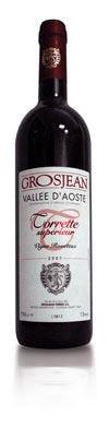 Vallée d'Aoste Doc Torrette Superieur Vigne Rovettaz 2007 di Maison Vigneronne Frères Grosjean