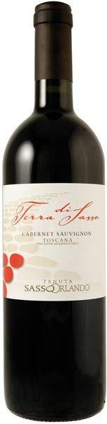 Terra di Sasso 2005 Toscana Igt Cabernet Sauvignon di Tenuta Sasso Orlando