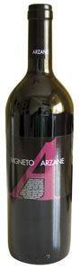 Groppello riserva vigneto Arzane di Pasini Azienda agricola S. Giovanni