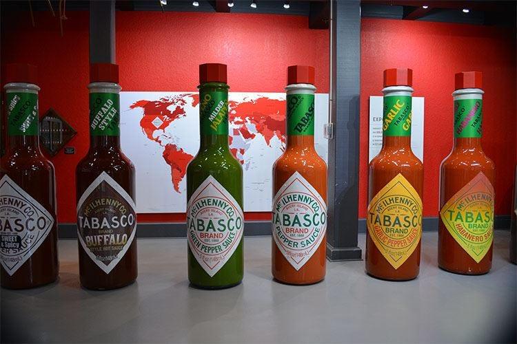 Tabasco, una salsa inimitabile con 150 anni di storia