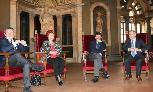 """I """"Personaggi dell'anno"""" a Firenze per celebrare lo stile italiano"""