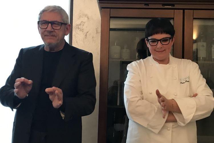 A Milano debutta Acquada In cucina il talento di Sara Preceruti