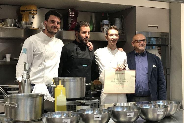 Taormina Gourmet, anteprima gustosa Lopriore si aggiudica la Gara di Gusto