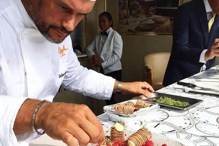 Al via Taste of Roma Un'edizione dedicata al colore
