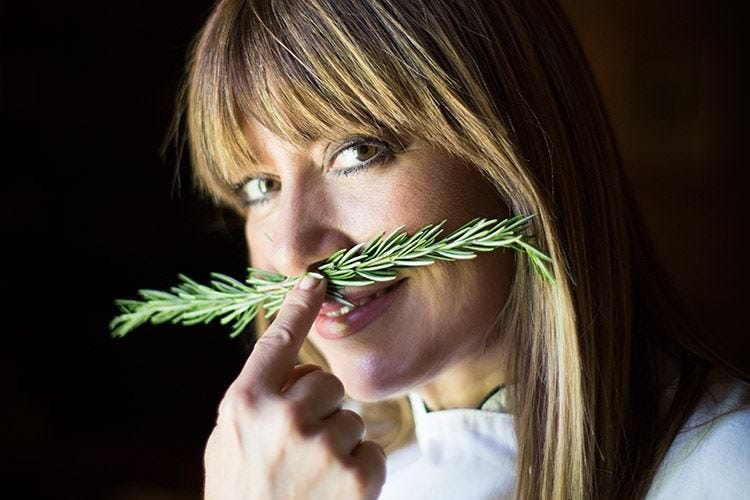 A tavola con le stelle Una sera a cena con Silvia Baracchi