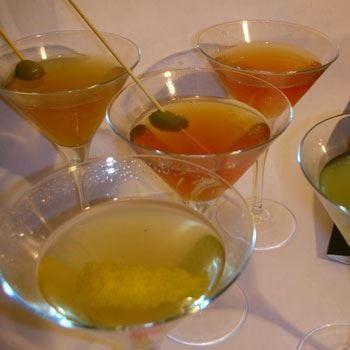Quattro ricette originali Tea Martini Cocktail