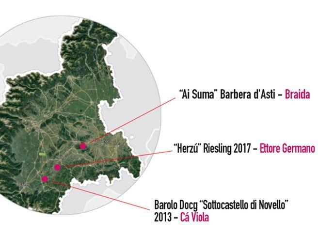 £$L'Italia del vino$£ Piemonte, terra enogastronomica