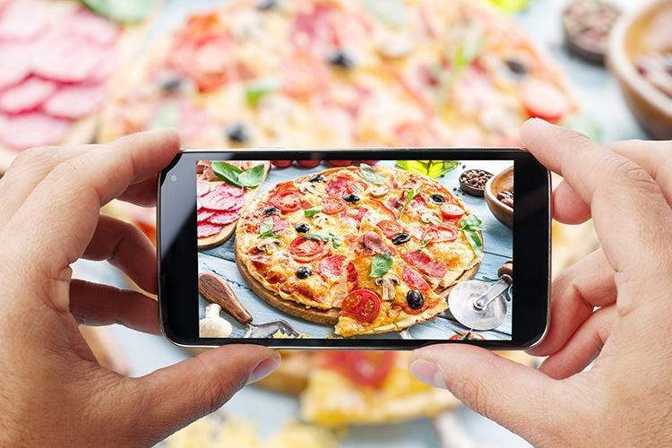 """Piatti belli per social e droni La tecnologia rivoluziona il """"food"""""""