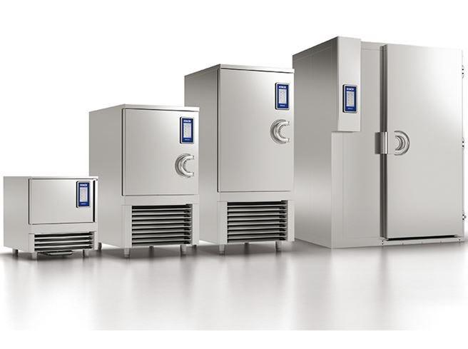Temperatura sempre controllata con i sistemi all'avanguardia Irinox