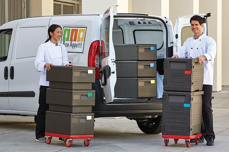 Nuovi contenitori Termobox per trasporto e stoccaggio