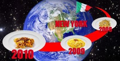 I cuochi italiani nel mondo uniti dalle tagliatelle al ragù