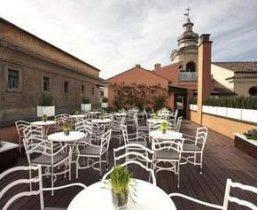 Apre La Terrazza Dell Hotel D O M A Pasqua Due Menu In Stile