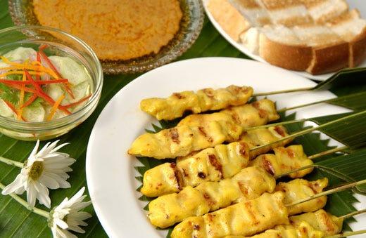 La cucina etnica arriva negli autogrill da ciao i sapori della thailandia italia a tavola - Cucina etnica roma ...