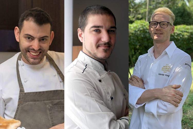 The Vegetarian Chance Tre cuochi italiani in concorso