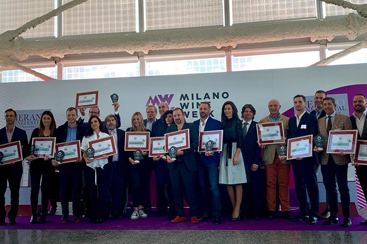I 25 premiati (The WineHunter Award I 25 eletti di Helmuth Köcher)