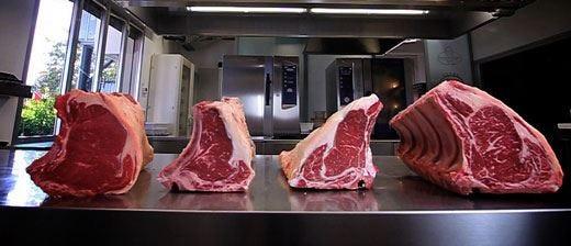 Wagyulem tipo Kobe La carne amica del colesterolo