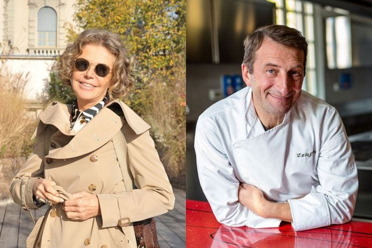 Bergamo, serata glam tra moda e cucina firmata Tiziana Fausti ed Ezio Gritti