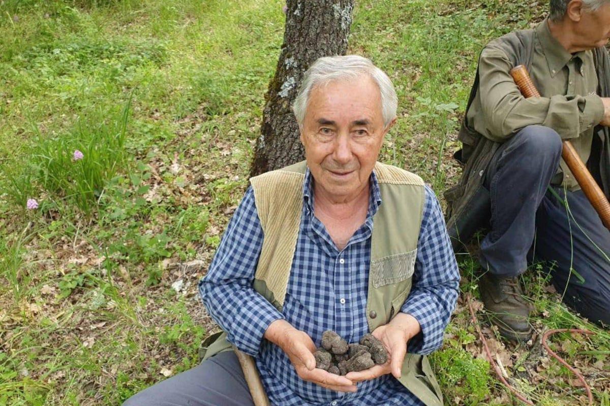 Accademia del tartufo nel mondo, incontra due icone del tartufo: Augusto Tocci e Pino Crestini
