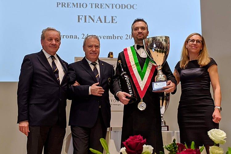 Il toscano Valentino Tesi è il Miglior sommelier d'Italia Ais