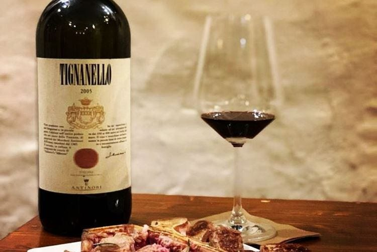 Trattoria Falconi, cena maremmana tra chianina e Tignanello