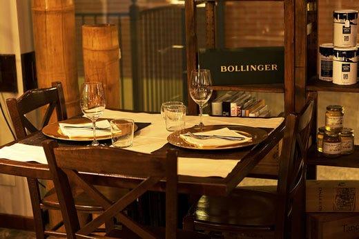 A Bergamo torna l'iniziativa dei ristoranti con il prezzo bloccato a 35 euro - Italia a Tavola