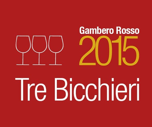 """""""Tre bicchieri"""" 2015 del Gambero Rosso Piemonte in vetta con 79 eccellenze - Italia a Tavola"""