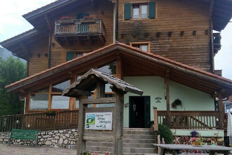 Vacanza relax in Trentino all'Agritur Malga Mortigola