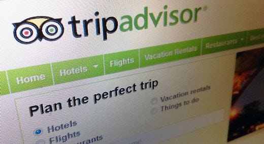 Ristoratore denuncia TripAdvisor