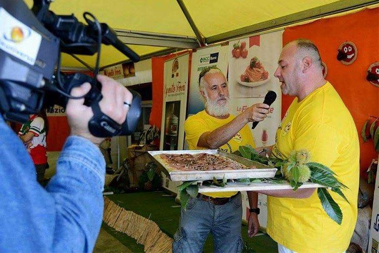 Oltre 1.500 visitatori e 100 pizzaioli al Trofeo di pizza alla castagna