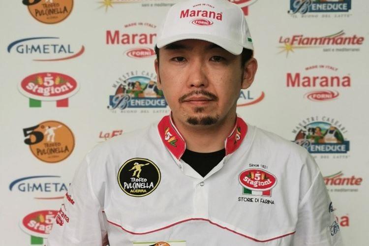 Trofeo Pulcinella, tra i vincitori anche il giapponese Ken Imai