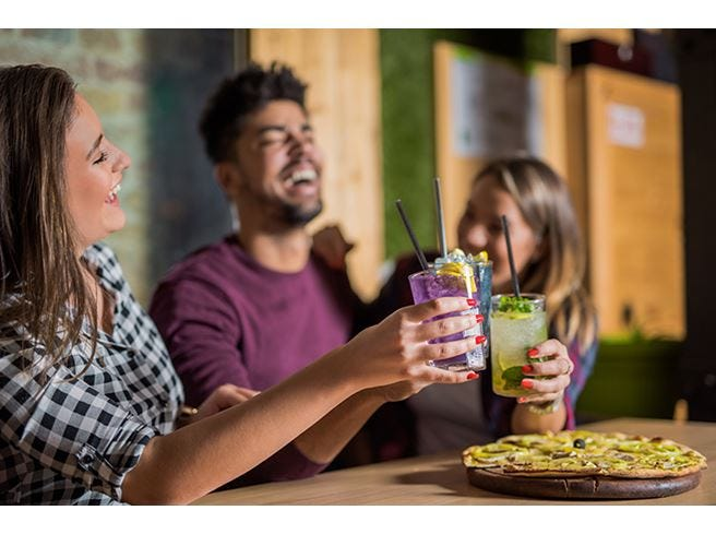 Troppo alcol nel food pairing