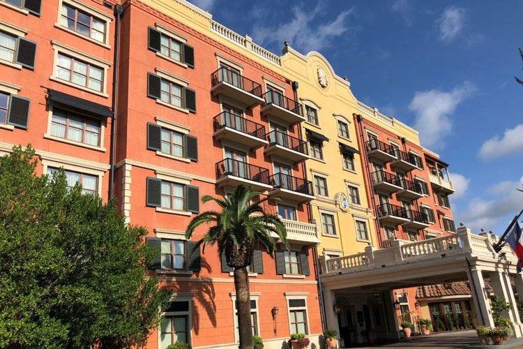 Hotel Granduca a Houston Come trovare l'Italia in Texas