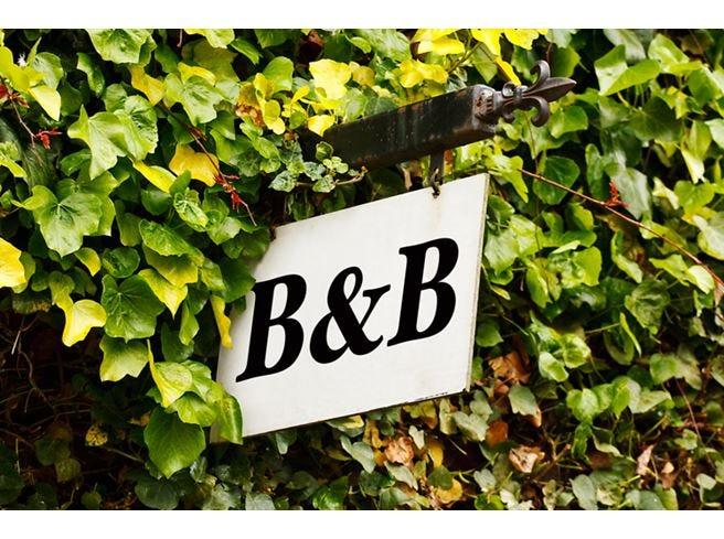 Imprese del turismo I b&b trainano la crescita (+68%)