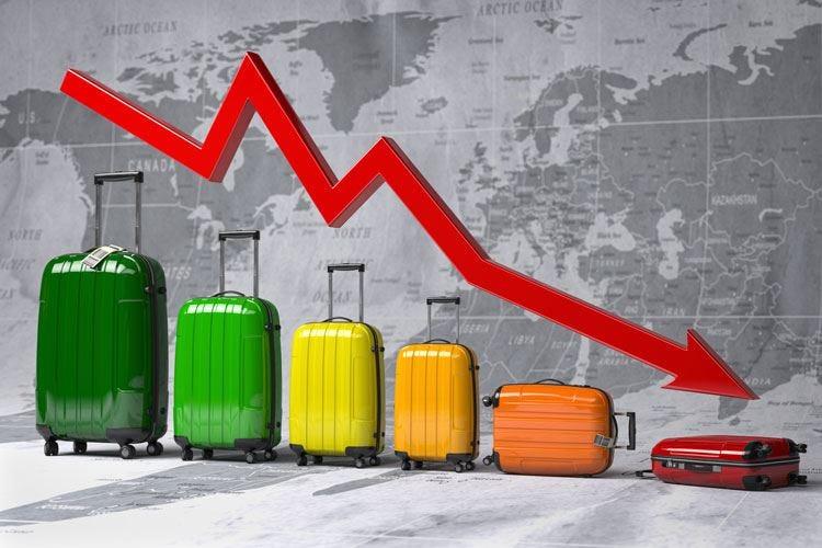 Turismo, spariti 2 stranieri su 3 Tiene la montagna, ma perde il 20%