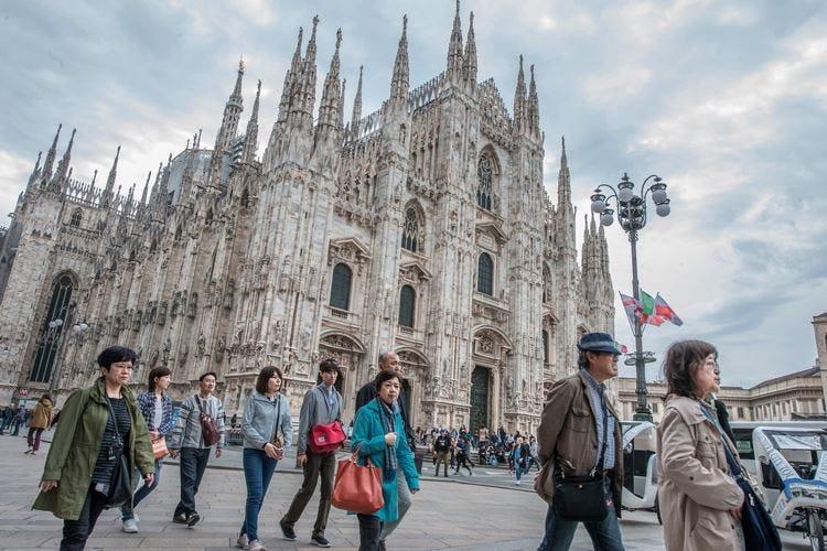 Imprese del turismo Lombardia prima in Italia