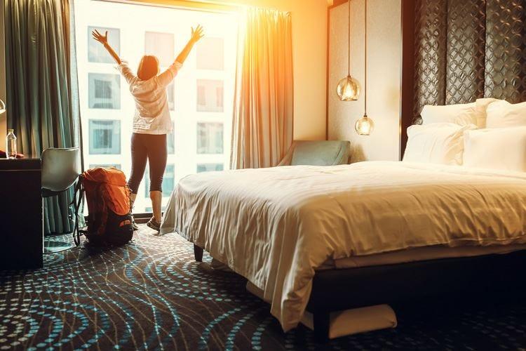 """Italia patria del turismo """"salutare"""" Ed è boom per gli alberghi di lusso"""