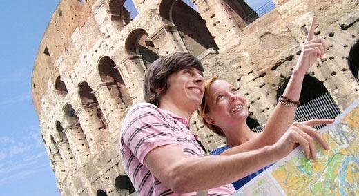 Turismo in crescita anche con la crisi Gli stranieri spendono di più in Italia