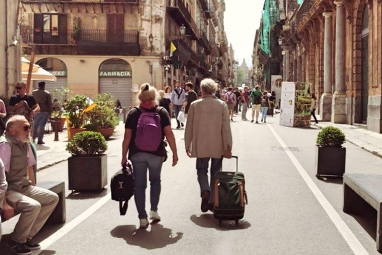 Palermo offre una notte gratis per i turisti in arrivo con l'aereo