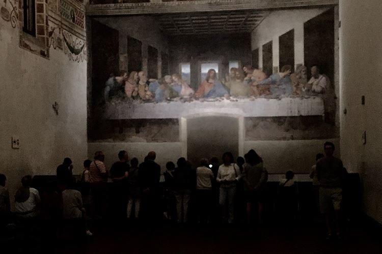 Eataly finanzia un progetto di restauro dell'£$Ultima Cena$£ di Leonardo