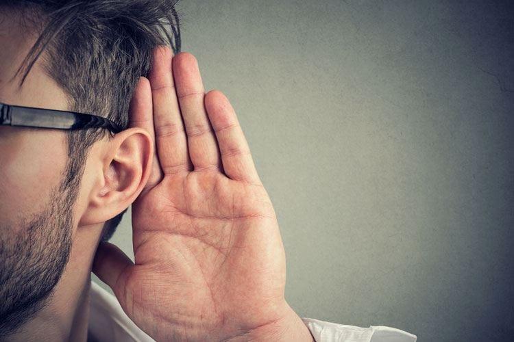 Una corretta alimentazione può far bene anche all'udito