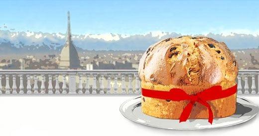 """Successo per """"Una Mole di panettoni""""Il dolce natalizio conquista Torino"""