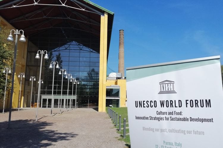 Parma, dal Forum Unesco un appello alla sostenibilità