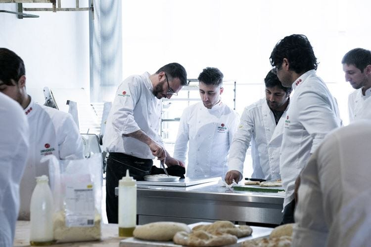 Dal 2006 l'Università della Pizza forma professionisti-imprenditori