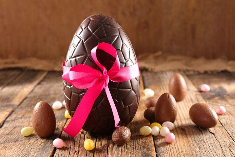 Uova di Pasqua, meglio  artigianali In tavola ne arriveranno 5 milioni
